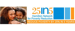 25 in 5 Hamilton Network for Poverty Reduction