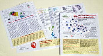 SPRC Report Release: 7+ Ways Your Neighbourhood Can Improve Your Health