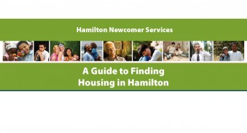 Launch of Newcomers Housing Guide