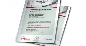 Service Canada Programs Workshop