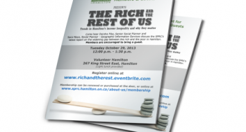 The Rich and the Rest of Us Member Event