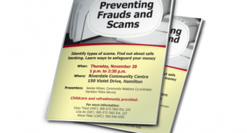 Preventing Frauds and Scams