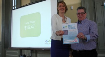St. Thomas and Elgin study shows living wage is well above minimum