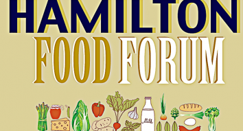 Hamilton Food Forums: Food in Our City and Food in Our Schools