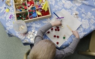 Quality child-care benefits children, families, the economy