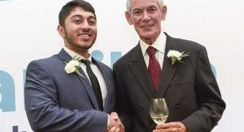 Orchard Park student, Stoney Creek Junior Citizen honouree Muneeb Muzaffar a champion for Riverdale