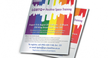 LGBTQ+ Positive Space Training