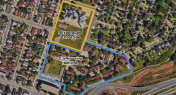 Radical social housing redevelopment pitched for Hamilton's east end