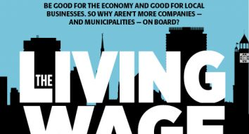 The Living Wage: Taking Poverty Reduction Seriously in Hamilton