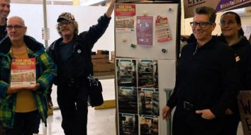Hamilton anti-poverty group asks Ontarians to reveal the contents of their fridge