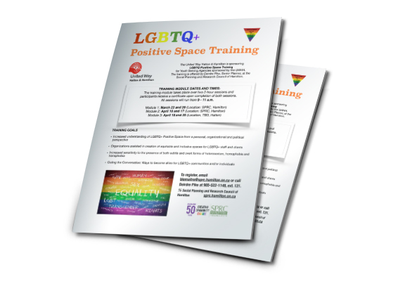 Positive Space Training Slider