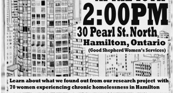 The Women's Housing Planning Collaborative Research Showcase and Video Screening