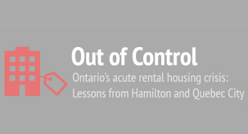 Out of Control Rental Housing Report