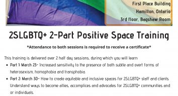 2SLGTBQ+ Positive Space Training